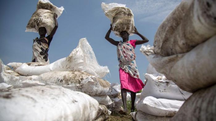 """Oxfam fordert   """"feministisches Wirtschaftssystem"""""""