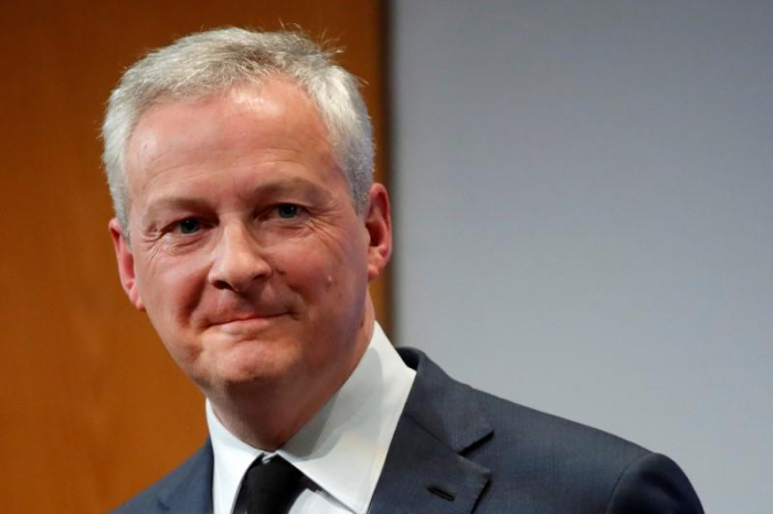 France hoping to resolve digital tax spat this week: Le Maire