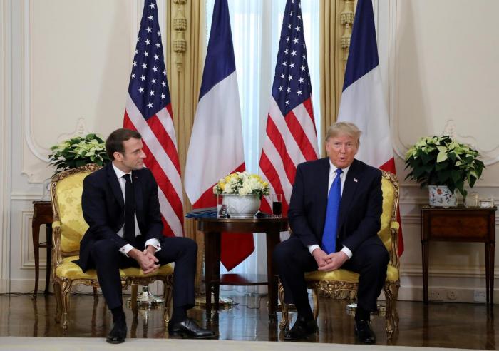 Macron und Trump verzichten bei Digitalsteuer auf Strafzölle