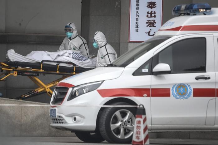 Çində 295 nəfər koronavirusa yoluxub