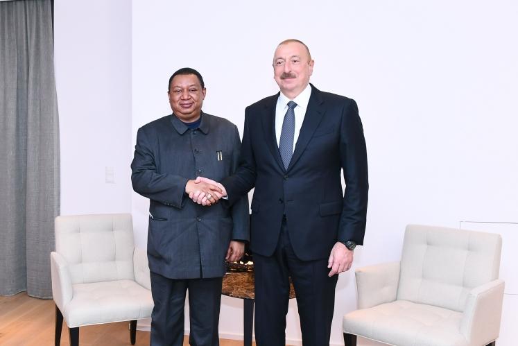 """""""Azərbaycan artıq OPEC üzvü kimi özünü göstərir"""" - Prezident (FOTO)"""