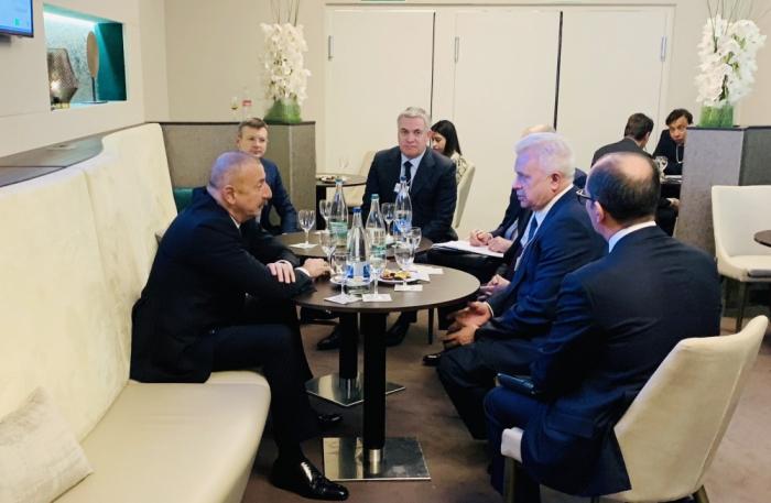Les gisements azerbaïdjanais « Nakhtchivan » et « Gochadach » seront développés en collaboration avec Lukoil