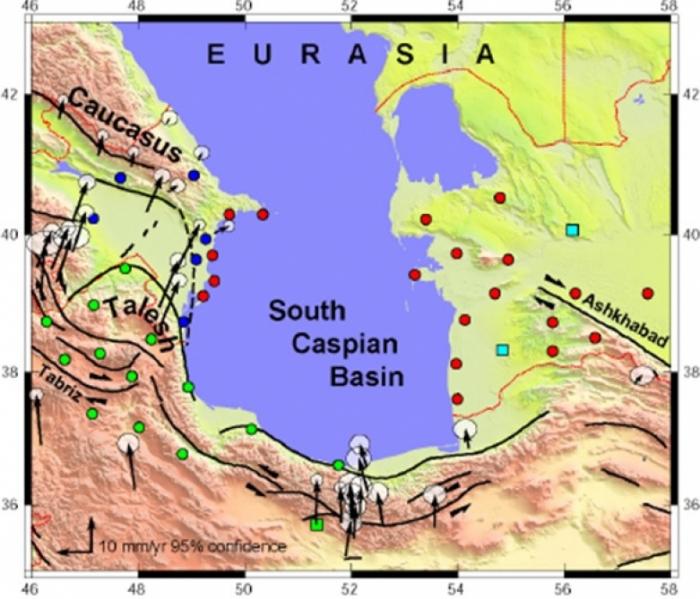 Un nouveau modèle d'étude du niveau de la mer Caspienne sera mis en place