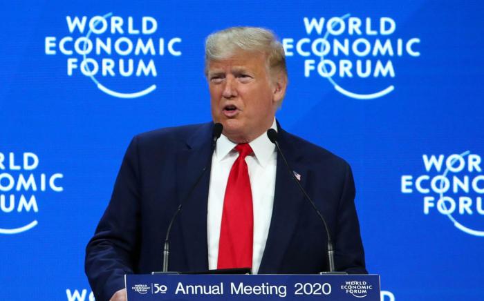Auf einmal redet Trump über Umweltpolitik