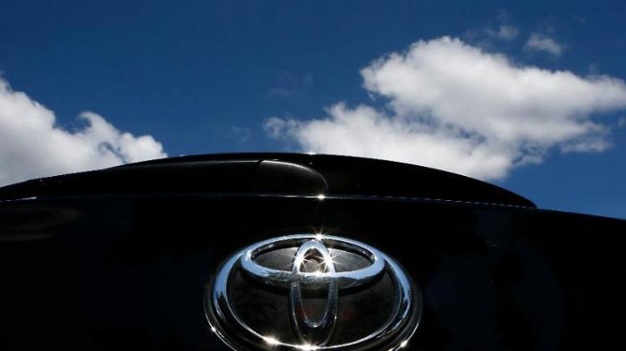 Toyota ruft Millionen Autos zurück