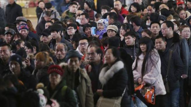 Año Nuevo chino: uno de los mayores movimientos migratorios del mundo que despierta temores por el nuevo virus