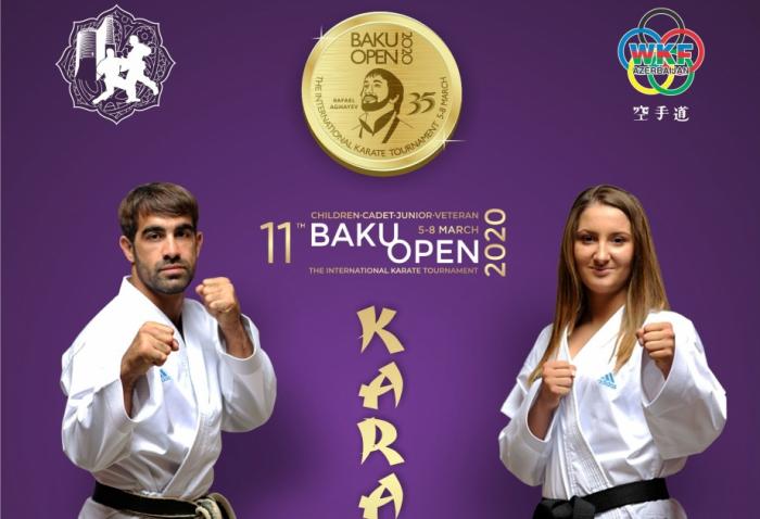 Bakou accueillera le 11e Open de Karaté