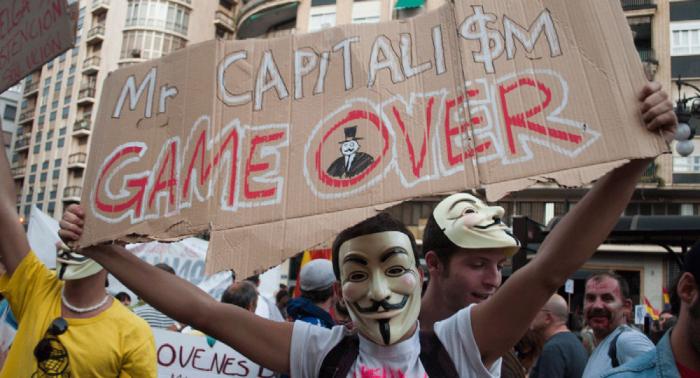 La población de países desarrollados pierde la fe en el capitalismo