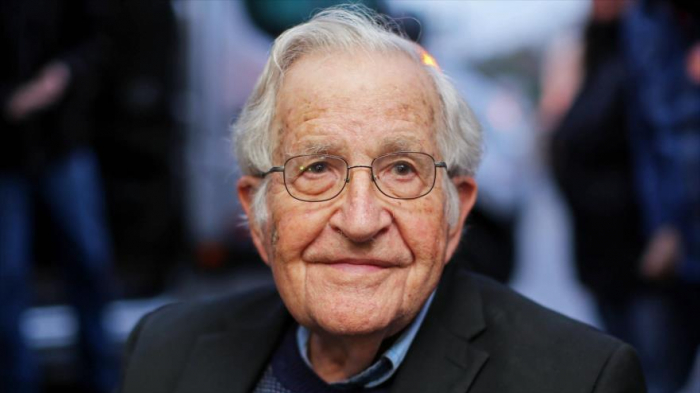 Chomsky  : Trump cometió terrorismo global al asesinar a Soleimani