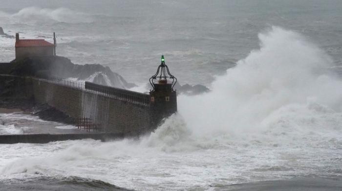 Tempête Gloria:   1500 personnes évacuées dans le Sud de la France