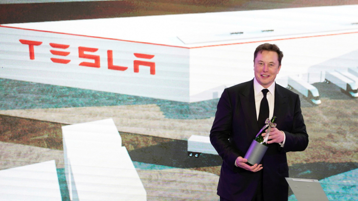 Tesla se convierte en la primera compañía de automóviles en EE.UU. con un valor superior a 100.000 millones de dólares