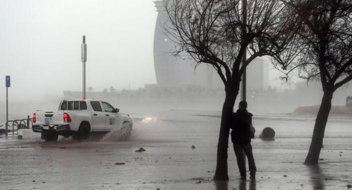 Persiste la alerta por el temporal en Cataluña con graves inundaciones