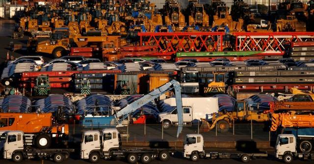 Japans Exporte schrumpften 13. Monat in Folge - US-Nachfage bricht ein