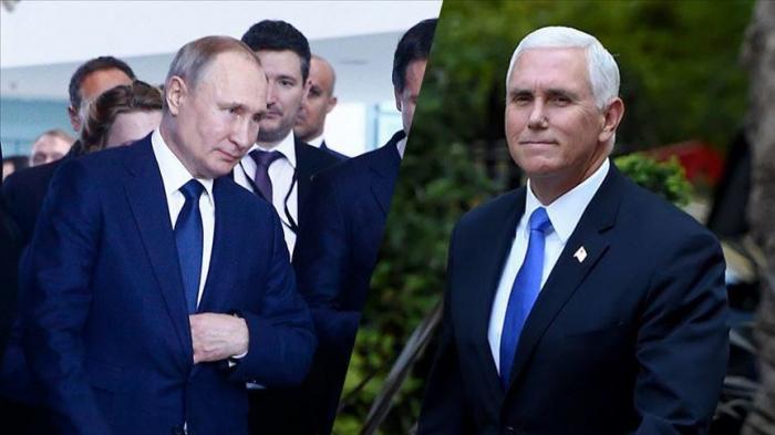 Israël :  Arrivée du président russe et du vice-président américain