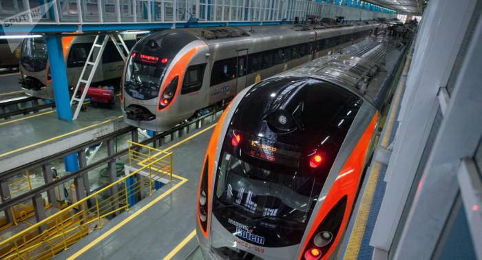 Für zehn Jahre an Deutsche Bahn: Ukraine will ihreEisenbahngesellschaft übergeben