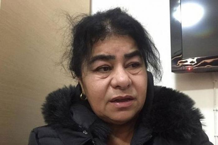 Məktəbdə uşaq oğurladığı iddia edilən qadın tapıldı