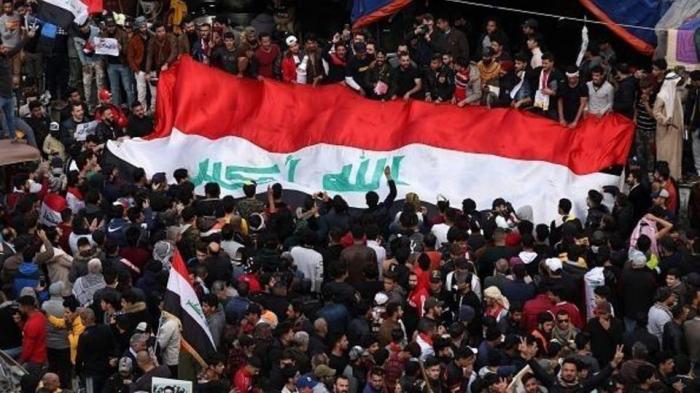 EN VIVO:   Millonaria marcha de iraquíes contra la presencia militar de EEUU