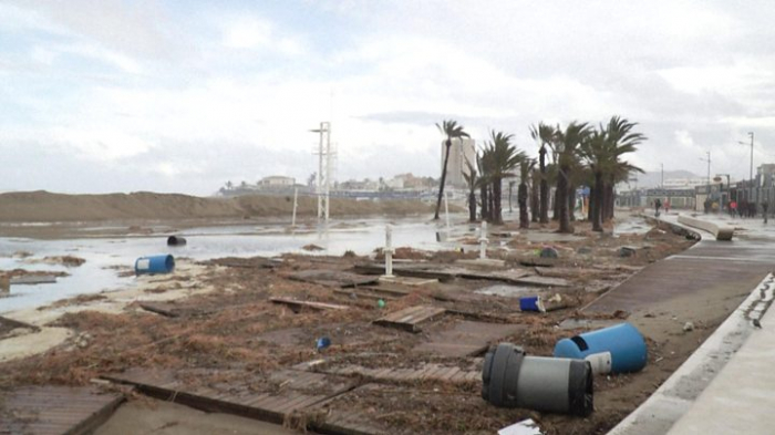 Storm Gloria: Spain death toll rises to 13 with four missing