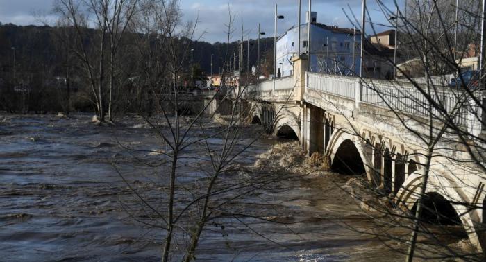Aumentan los muertos por el temporal en España
