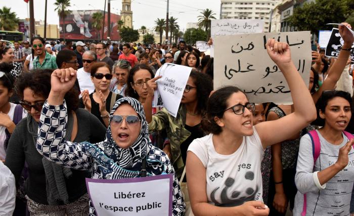 Veinte hombres secuestran y violan a una adolescente durante 25 días en Marruecos