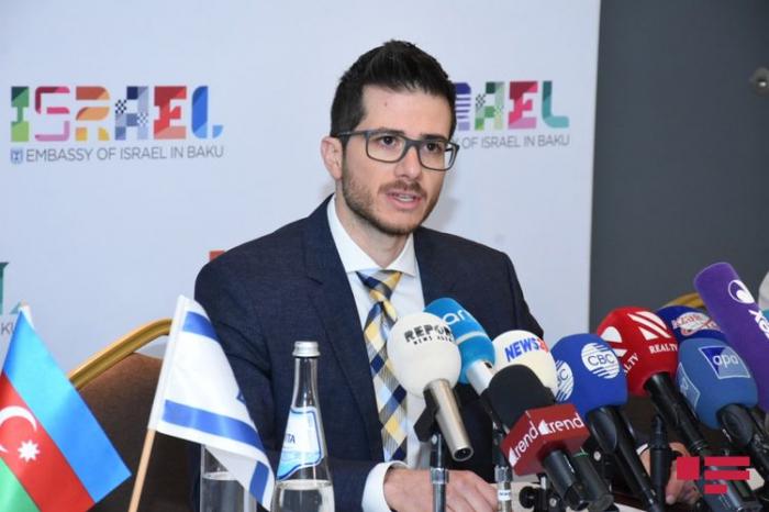 Embajador israelí:  Apreciamos mucho la contribución de Azerbaiyán a la lucha contra el nazismo