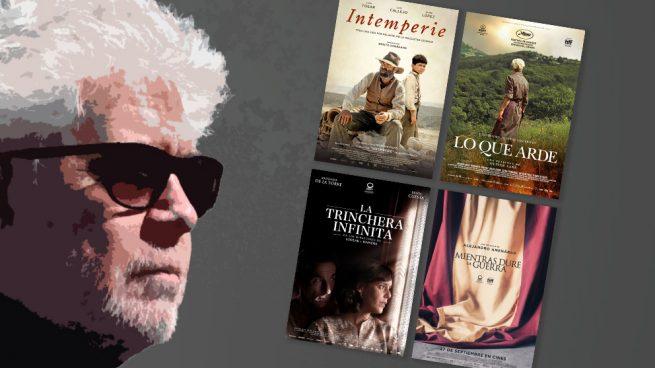 Favoritos de los Premios Goya 2020:   Almodóvar contra el resto
