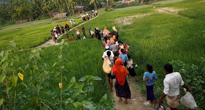 """Birmania pide a la CIJ decisión """"correcta"""" en el caso del presunto genocidio de rohinyás"""