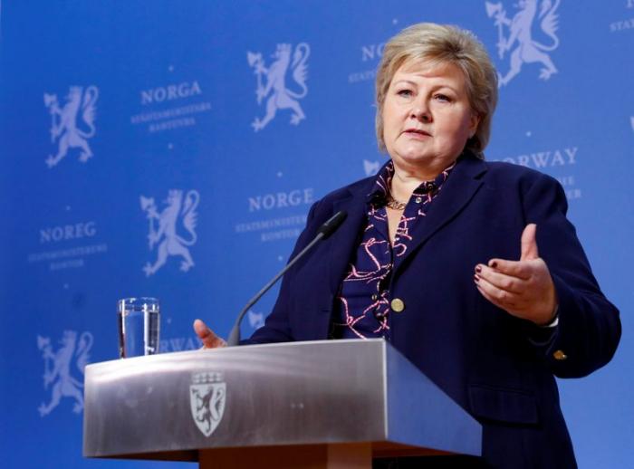 Norwegens Regierung umgebildet nach Streit über IS-Anhängerin