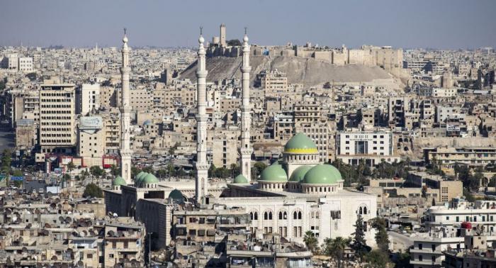 Trotz Beschusses durch Islamisten: Einwohner wollen Aleppo nicht verlassen
