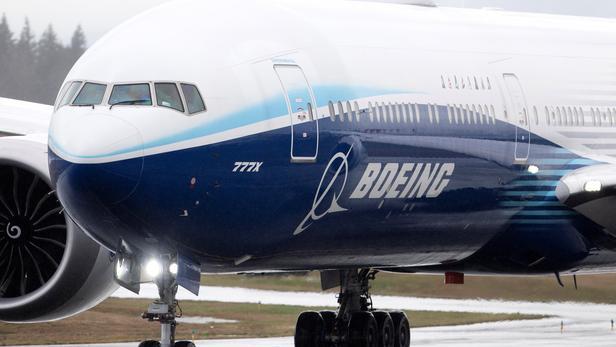 Boeing: le vol inaugural du long-courrier 777X encore repoussé