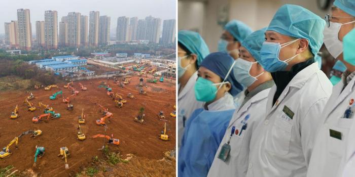 Coronavirus: How can China build a hospital so quickly? -   iWONDER