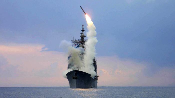 La Armada de EE.UU. renovará todo el arsenal de misiles Tomahawk