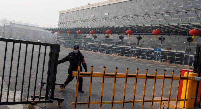 Dos provincias más suspenden el transporte por carretera con el resto de China