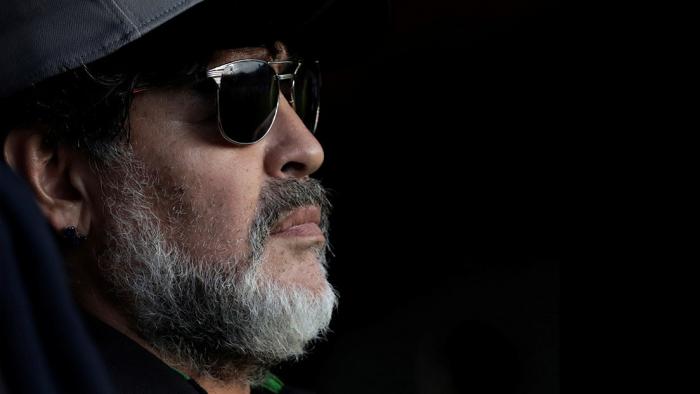 Maradona explica por qué no aceptó dirigir la selección de Venezuela