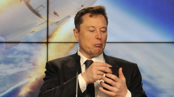 Elon Musk gana en una semana 2.100 millones de dólares