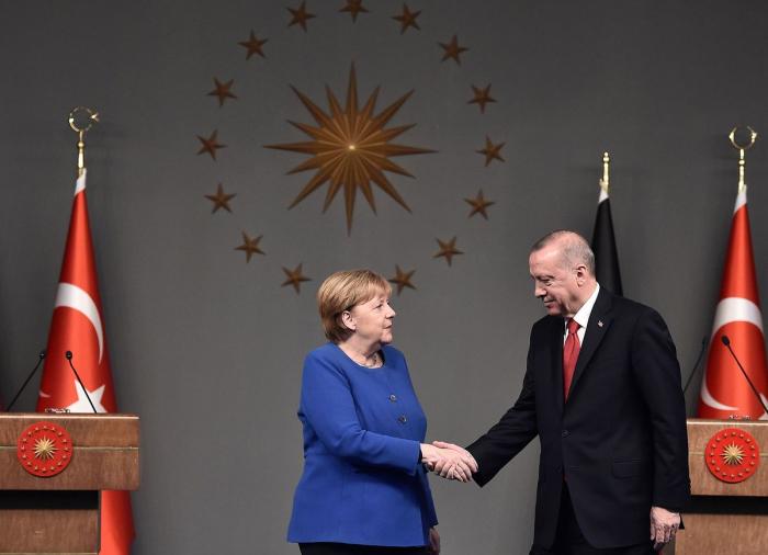 Merkels neues Werben bei Erdogan und Putin