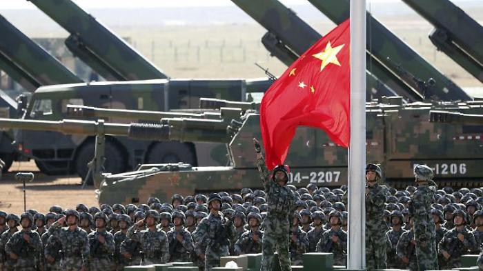 China entwickelt mehr Waffen als Russland
