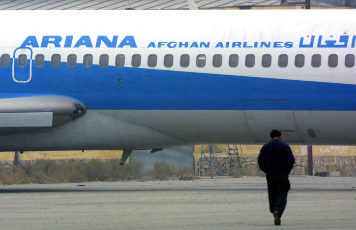 Aircraft with 83 people on board crashes in eastern Afghanistan