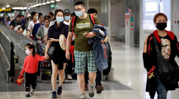 Tailandia confirma seis nuevos casos del coronavirus