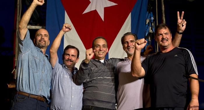 Llega a     Netflix     la película sobre los cinco espías cubanos