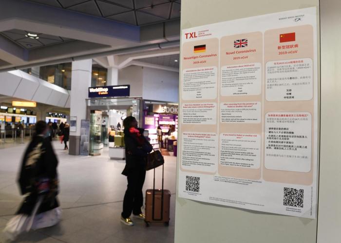 Erster Fall von tödlichem Coronavirus in Deutschland bestätigt