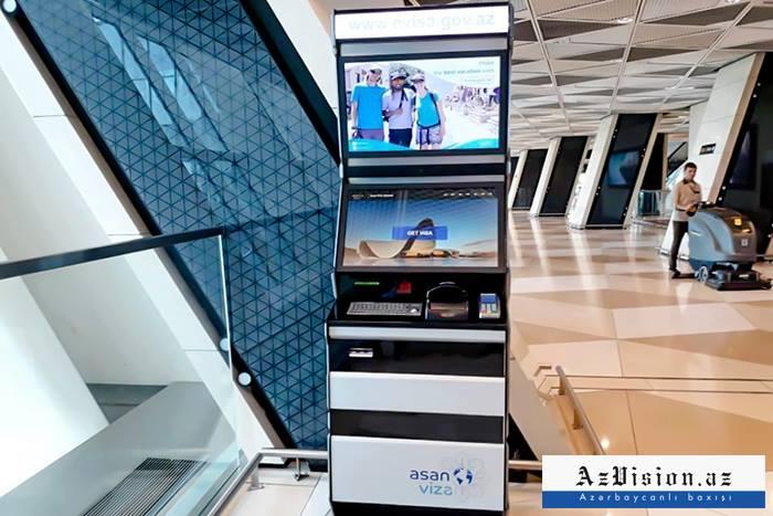 Azerbaijan's ASAN Visa issues over 900,000 visas in 2019