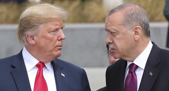 Trump y Erdogan llaman a poner fin a la violencia en Idlib