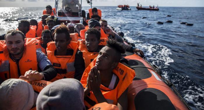 Politiker von CDU und CSU gegen Neustart der Mittelmeer-Rettungsmission der EU