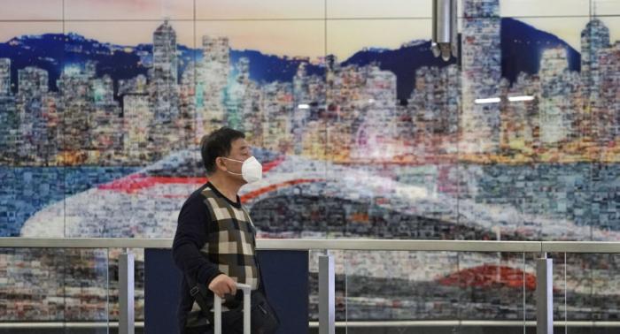 Hong Kong anuncia medidas drásticas para aislarse del resto de China por el coronavirus