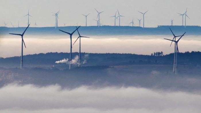 Ausbau der Windenergie an Land 2019 auf historischem Tief