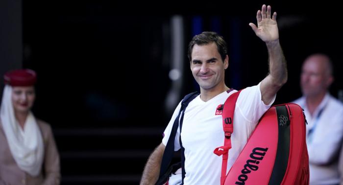 Federer pasa a las semifinales del Abierto de Australia tras vencer al estadounidense Sandgren