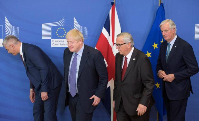 Brexit:   los protagonistas de un seísmo político