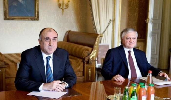 Außenminister von Aserbaidschan und Armenien treffen sich heute in Genf