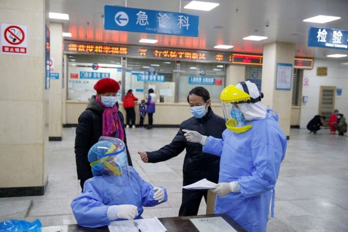 Nuevo balance del coronavirus en China:   ya son 132 muertos y casi 6.000 infectados